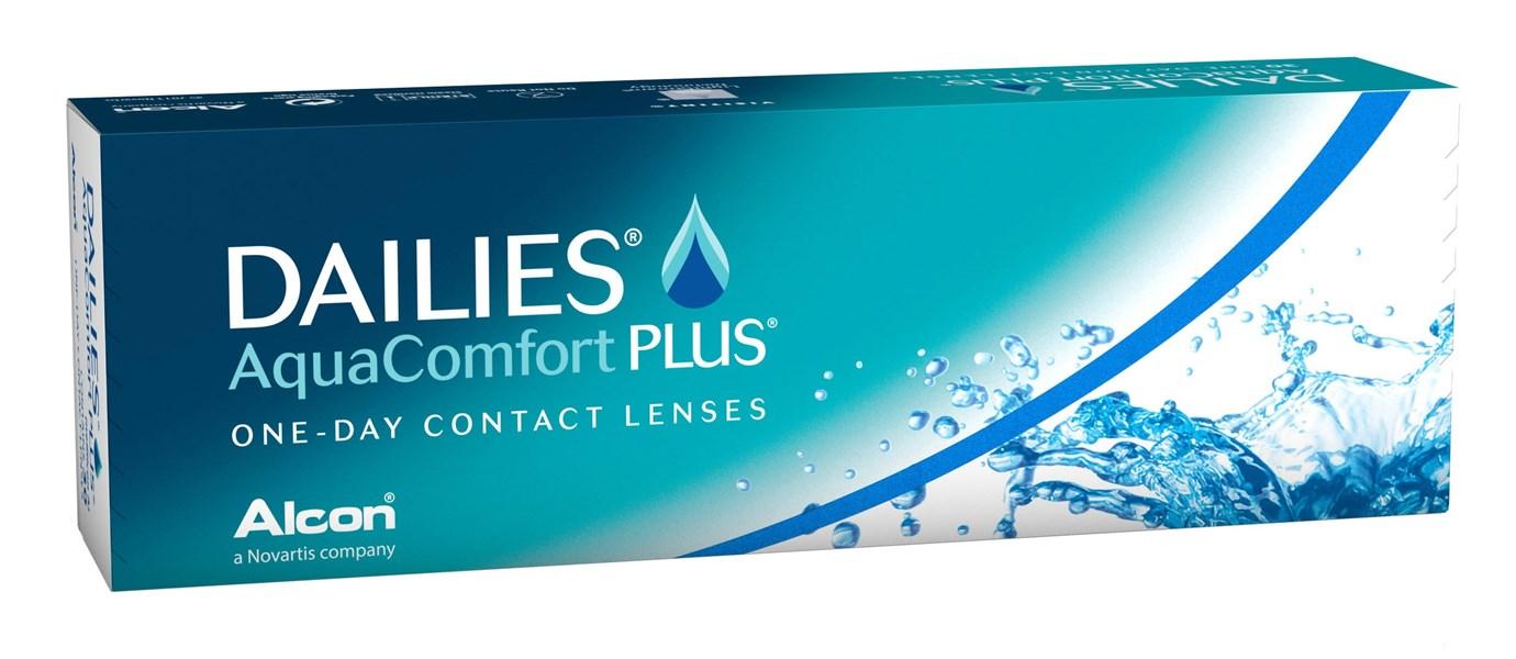 Dailies AquaComfort plus (30 stuks)