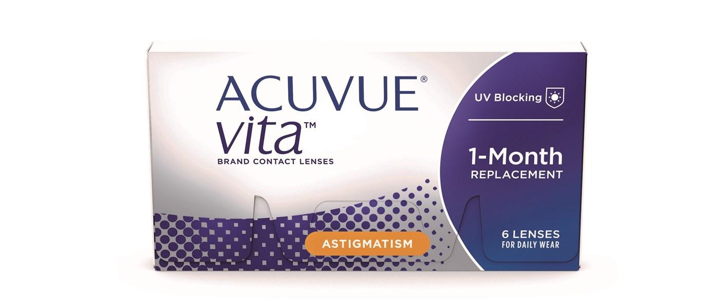 Acuvue Vita Astigmatism (6 stuks)