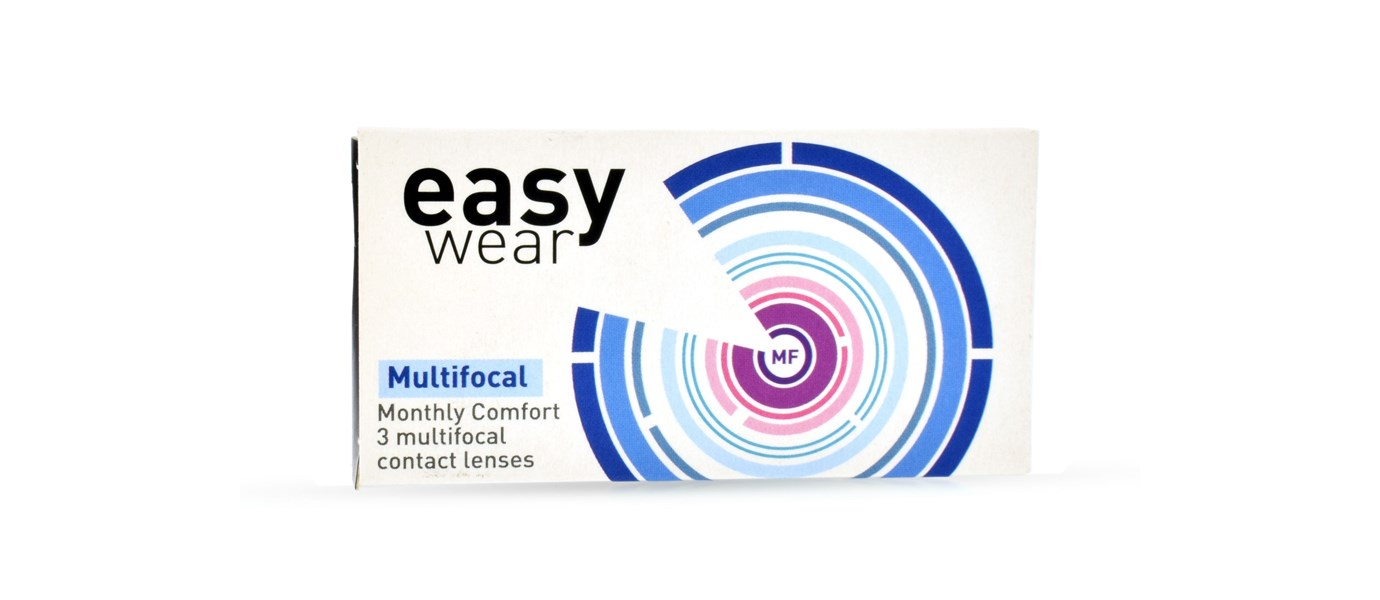 Easy Wear Multifocal High add - loin (3 pièces)