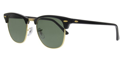 178abc67f032ca Ray-Ban Clubmaster Classic 3016 zonnebril bij Hans Anders