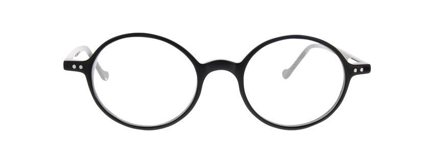 699e9fa0d6a9f7 Spano Zwart bril bij Hans Anders