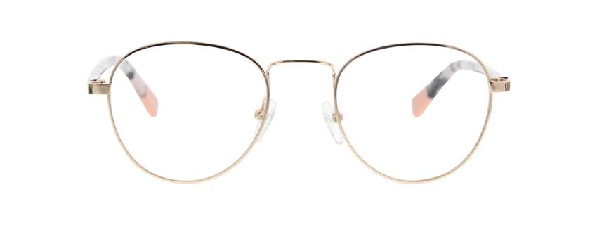 c84dbf02e09463 Spano Goud bril bij Hans Anders