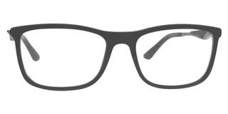 ray ban zonnebril blauw montuur