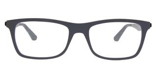 ray ban blauw bril