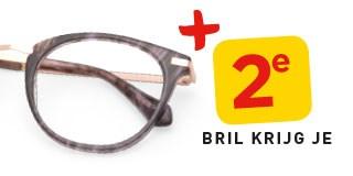 08a12a03d3d485 Je 2e bril is hééélemaal gratis