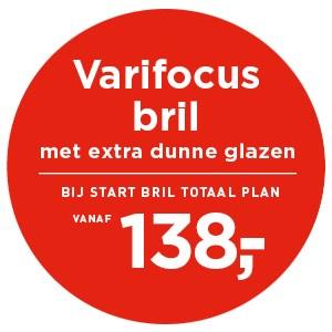 Hans Anders Bril Totaal Plan Varifocus Bril