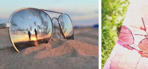 goede zonnebril