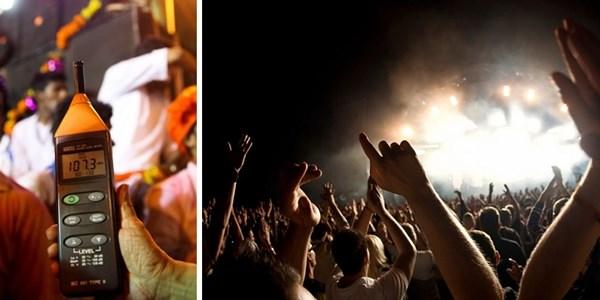 Gehoorschade op festivals